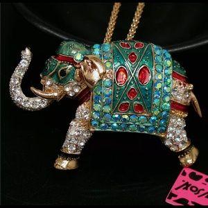 BETSEY JOHNSON~ LUCKY ELEPHANT